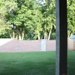 A shot of our new backyard, where I plan to spend a lot of time this summer!